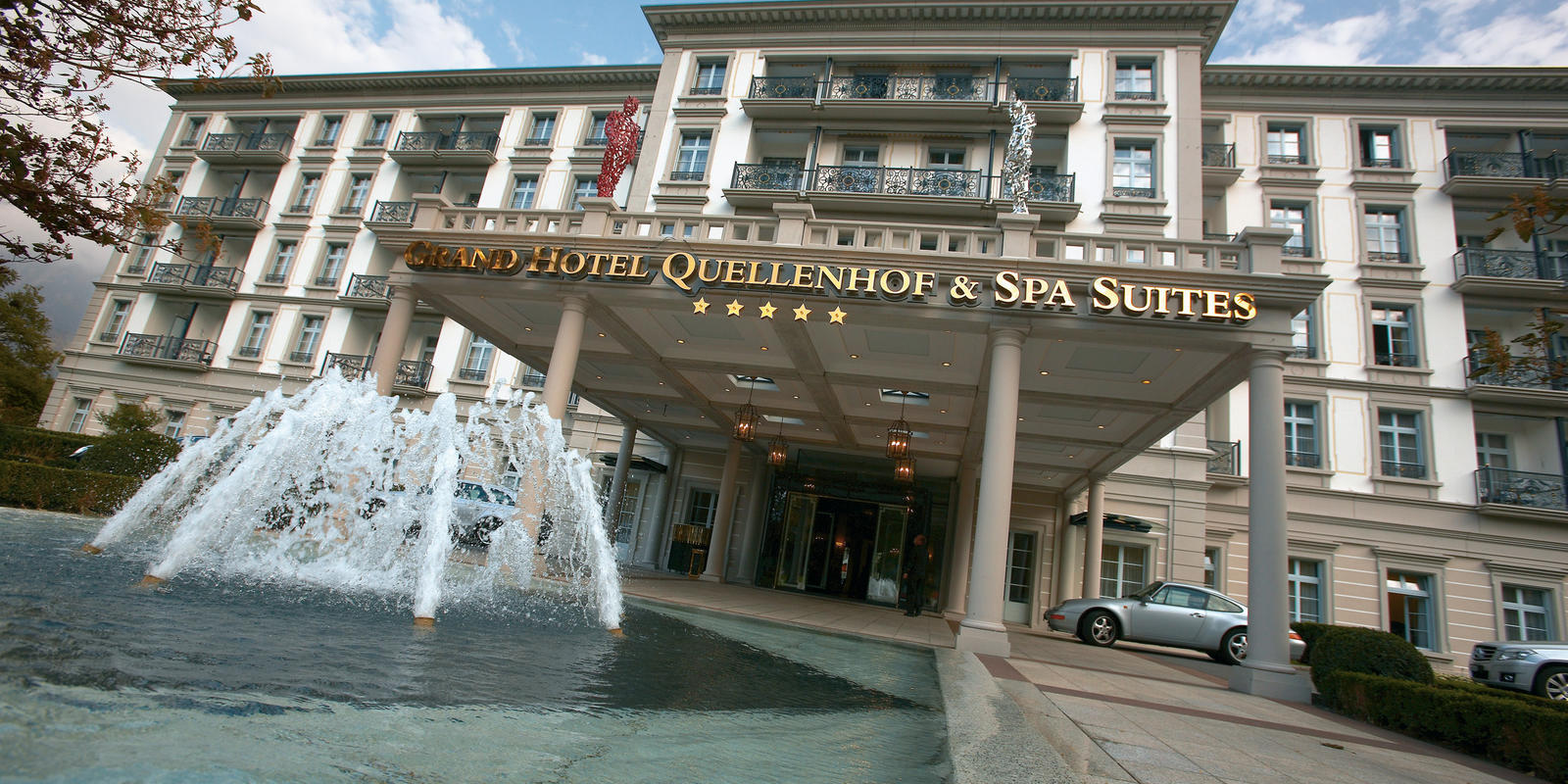 Grand Hotel Quellenhof & Spa Suites *****s