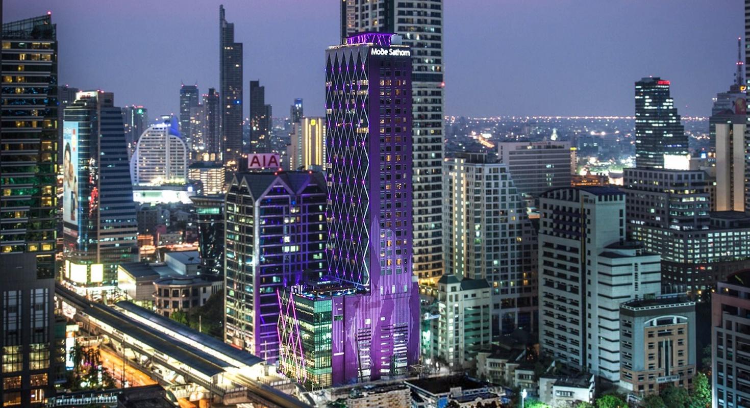 Mode Sathon ***** Bangkok / Thailand