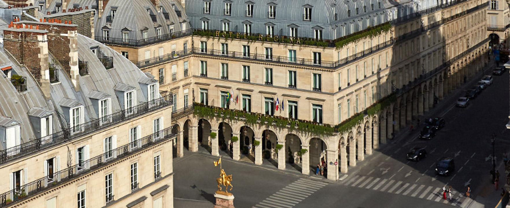 Hotel Regina , Heart of Paris / France