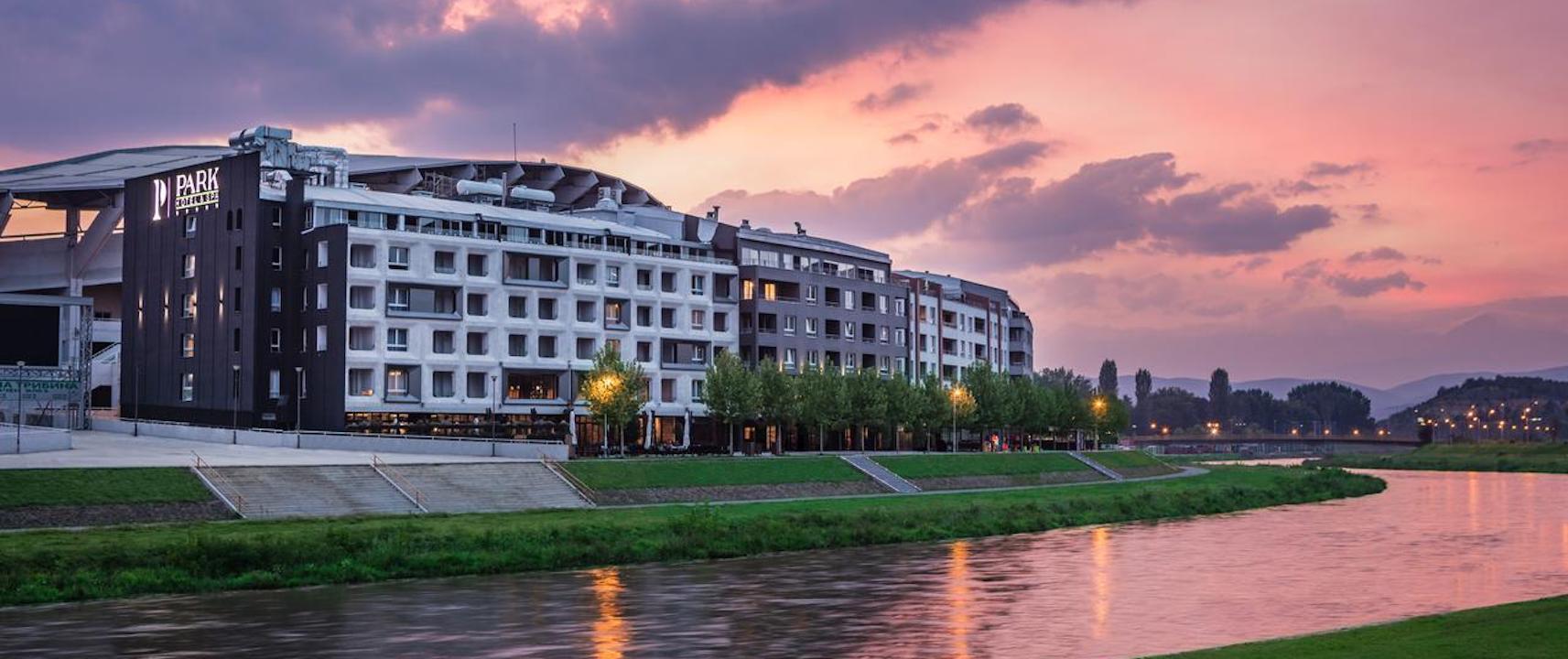Park Hotel and Spa , Skopje / Macedonia