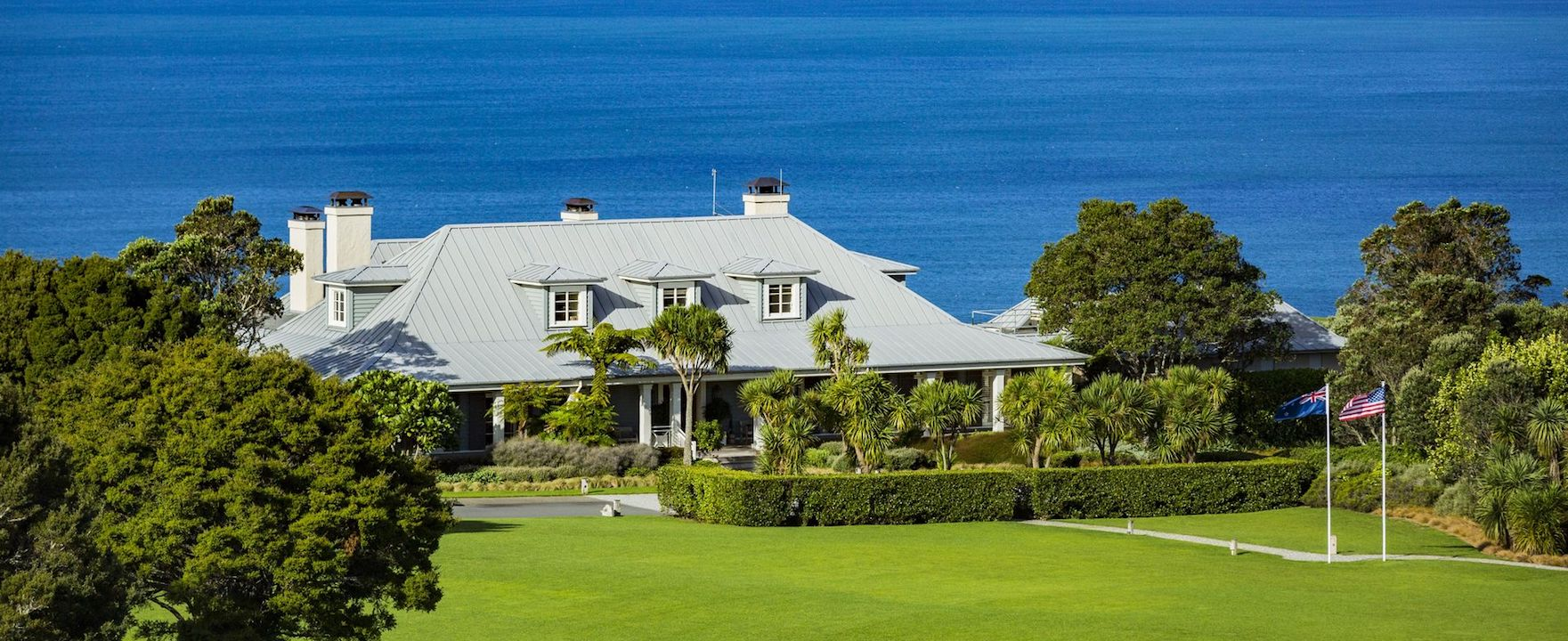 Robertson luxurious Lodges Kauri Cliffs , Matauri Bay Northland / New Zealand